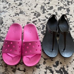 Crocs bundle